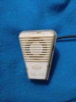 Микрофон советского образца