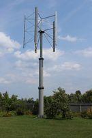 Вертикальный ветрогенератор 3-9кВт