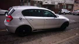 BMW 1series sun roof automatic