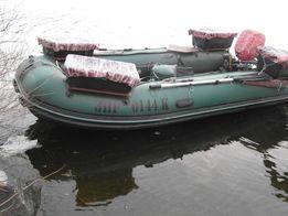 Лодка ПВХ Energy N-420 НДНД
