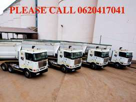 34 TON SIDE TIPPERS TRUCKS FOR HIRE