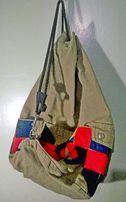 Городской повседневный маленький стильный женский рюкзак сумка-рюкзак.