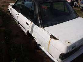 Box shape BMW complete for spares