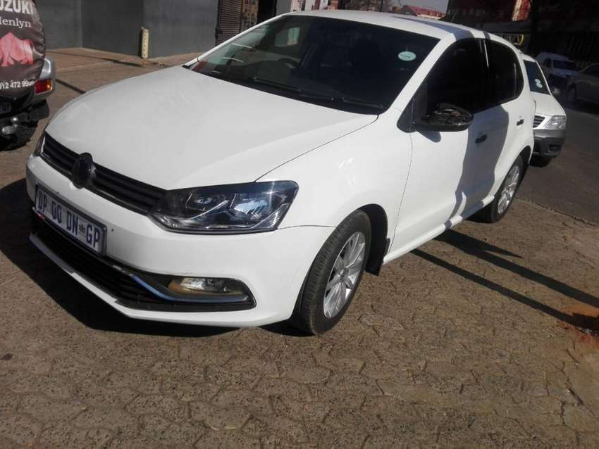 Polo tsi 2015 white manual 0