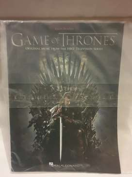 Game of thrones, piano music