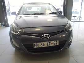 2013 Hyundai i20 for just R75000