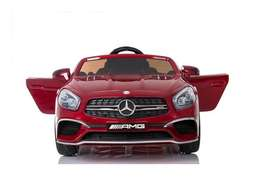 Mercedes SL65 AMG Licensed Kids Electric Ride On Car - Red