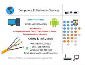 Computer and Electronics services