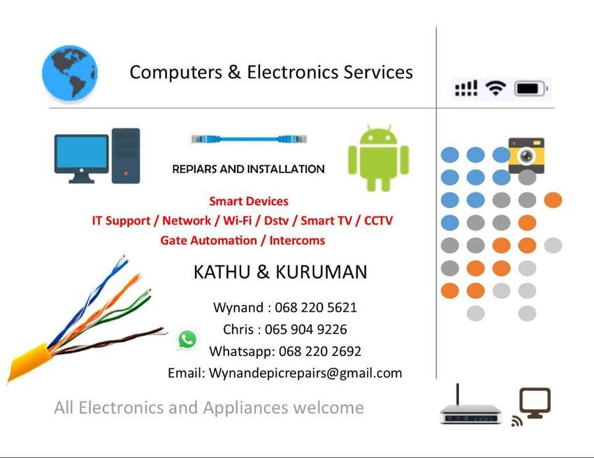 Computer and Electronics services 0