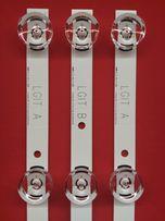 """Комплект планки LG Innotek 32"""" DRT 3.0 A B світлодіодна led лінійка"""