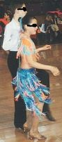 Платье для бальных танцев.La.Донецк
