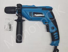 Дрель ударная Makita HP-1631k Made in Romania, Макита