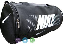 Спортивная сумка Nike, сумка бочка, мужская сумка, женская сумка