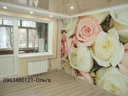 Ремонт квартир: Шпаклевка стен и потолков, покраска, поклейка обоев.