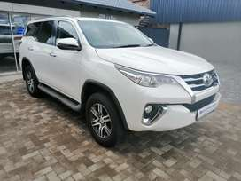 2018 Toyota Fortuner 2.4 GD-6 4x4 A/T