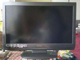 Telewizor Sharp 32 cale LCD AQUOS LC-32D44E-GY HD Ready 2X HDMI DVB-T