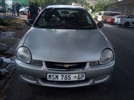 2001 Chrysler Neon 2.6 Automatic with leather seats