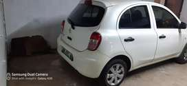Nissan Micra 2013  swap with Bakkie