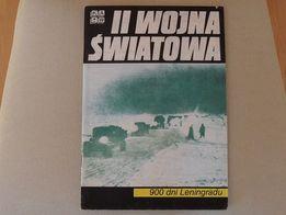 "Seria KAW ""II Wojna Światowa"" (m.in. Stalingrad, Maquis, Leningrad)"