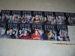 Kolekcja płyt dvd-Ekipa
