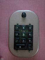 Замок кодовый электронный ЗКЭ-4-10 СССР