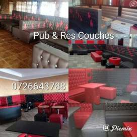 Pub and Bar Couches