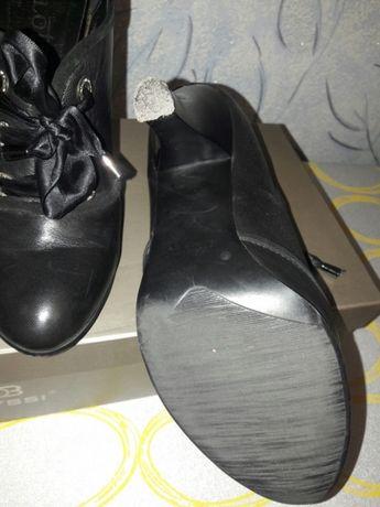 Кожаные женские туфли Кривой Рог - изображение 5