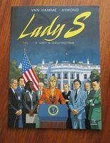 Lady S - Kret w Waszyngtonie ( Van Hamme - Aymond )