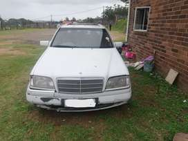 Mercedes benz c280 Stripping for spares