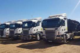 POWERFUL  TON SIDE TIPPER TRUCKS FOR HIRE  IN SOUTH AFRICA BOTSWANA