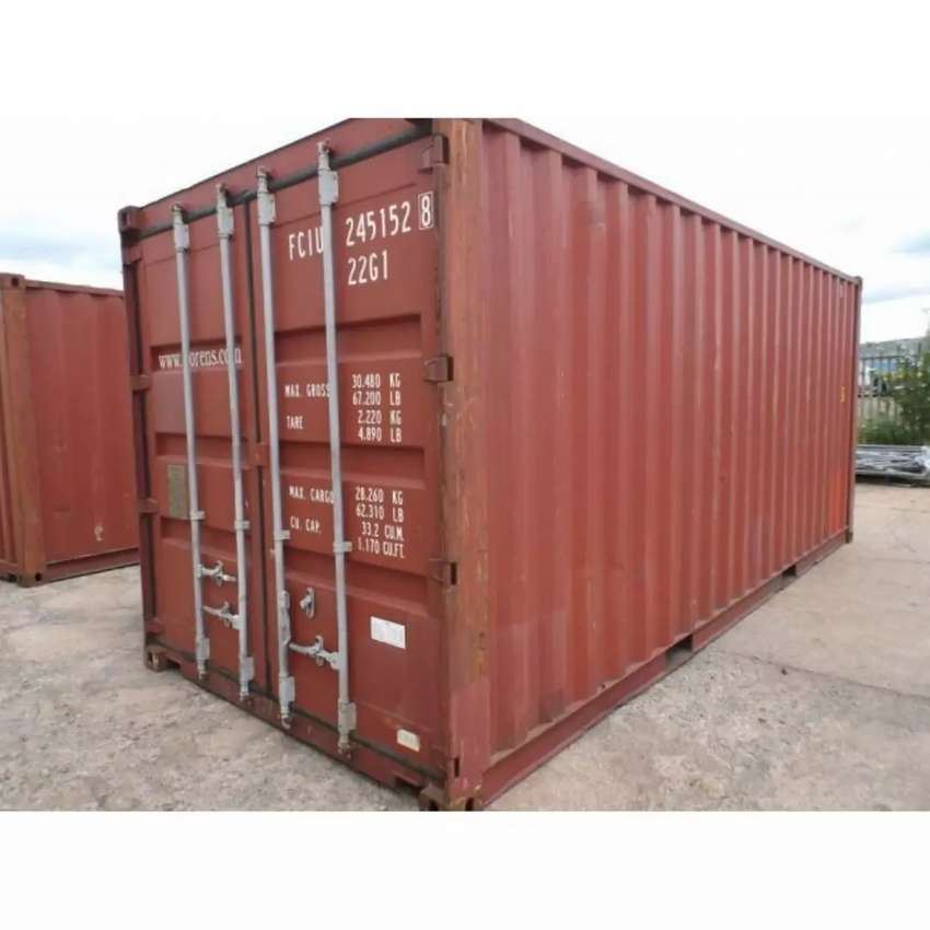 20ft container 0