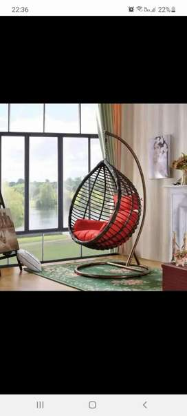Hanging swing patio/balcony chairs for sale