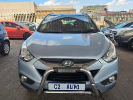 2013 Hyundai ix-35 GLX Executive Automatic