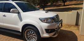 Clean fortuner for sale