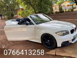 Bmw 125i convertible everything working 100 percent