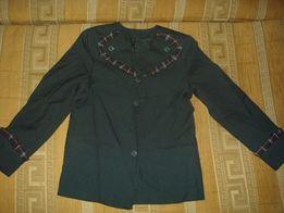 Пиджак с круживами