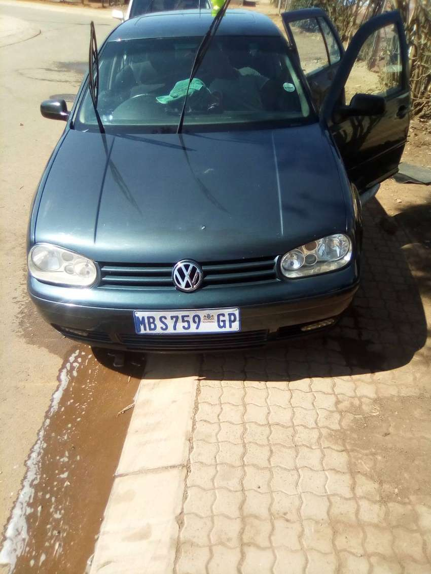 Golf 4 GTI good on fuel and we'll maintained. Minor body work. 0