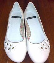 Белые туфли. Vagabond. 37 размер