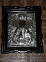 Икона Святого Николая (кованная)