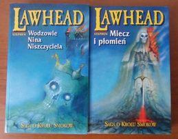 Klasyka science-fiction - STEPHEN LAWHEAD - Saga o Królu Smoków