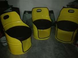 Drum chairs for sale