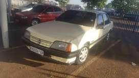 Opel Record in perfect mechanical condition