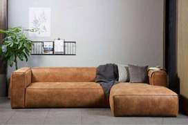 High-end L shaped corner couches