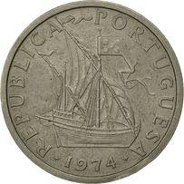 10 Escudo Portugalia - 2 monety 1973 i 1974 - okazja