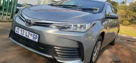 TOYOTA COROLLA QUEST 1.8 WITH SERVICE BOOK IN EXCELLENT CONDITION