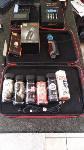 Aegis Max kit and lots of goodies for sale