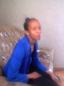 Likopo(34) from Lesotho needs stay in work as maid,nanny,cleaner