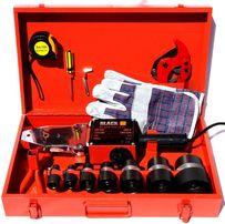 Zgrzewarka do rur PP PCV 2660W MAR-POL 16-63mm zgrzewarki zgrzewania
