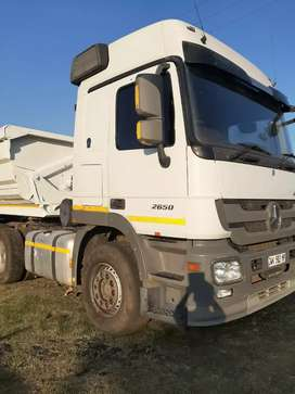 2650 Actros Mercedes Benz for sale