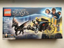 Lego Fantastic Beasts Grindelwald's Escape 75951 Harry Potter Лего